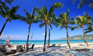 Phuket Airport to Patong Hotels & Resorts