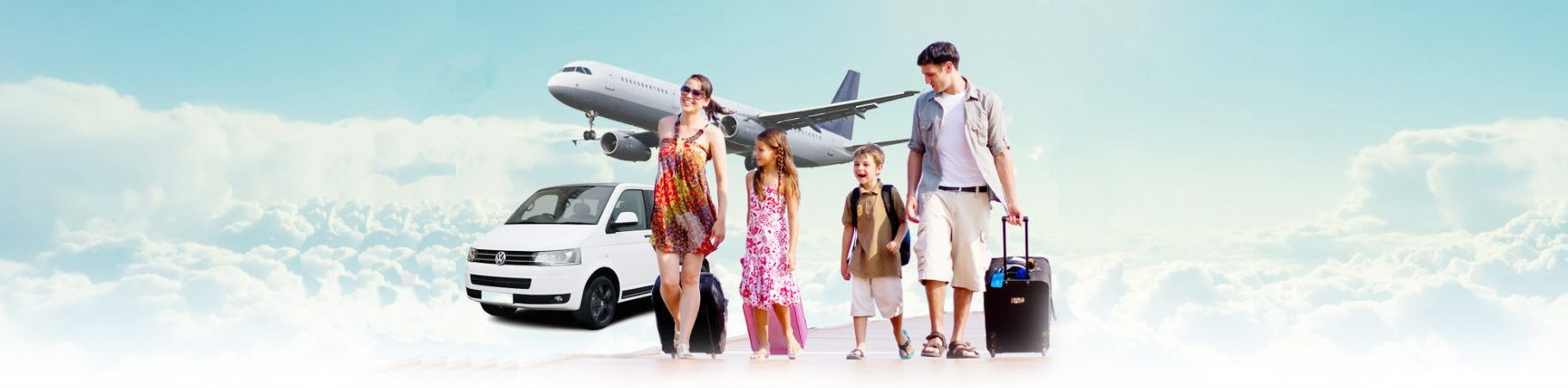 Phuket Airport Shuttle Transfer to Hotels in Paton, Surin, Kamala, Kata beach and Khao Lak