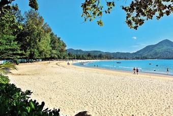 Phuket Airport to Kamala Beach