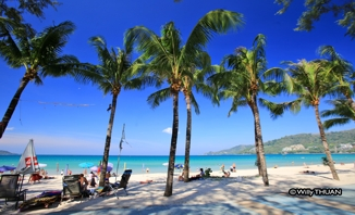 Phuket Airport Taxi to Hotels in Patong