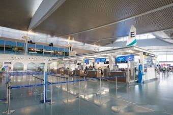 Phuket Airport Arrival hall
